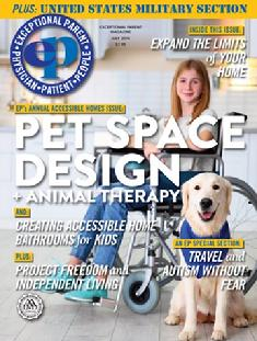 This EP magazine cover features a Pet Space Design article by Charles M. Schwab Architect.